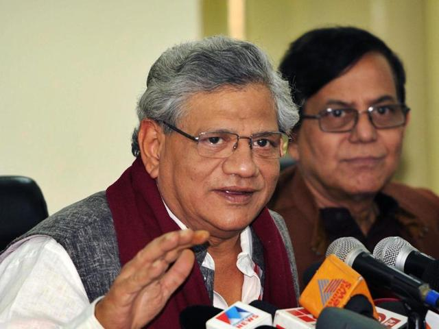 In the draft organisational report, which is being discussed behind closed doors at the Kolkata plenum, CPI(M) general secretary Sitaram Yechury charted out a course of action for reaching out to the Dalit and backward classes.