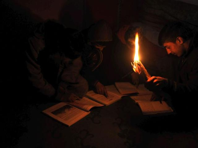 North Kashmir's Chak village is without power since 1992