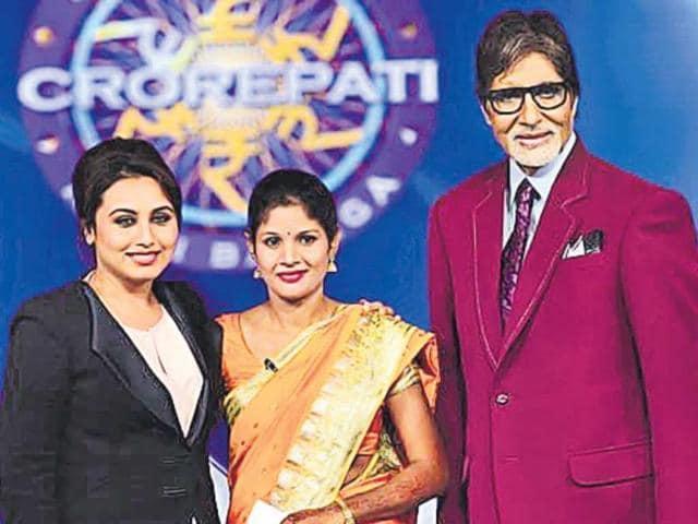 Fatima Khatoon, trafficked at the age of nine in the name of marriage, had won kudos from Bollywood superstar Amitabh Bachchan on his show Kaun Banega Crorepati last year.(Screengrab)
