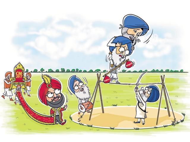 politics,Punjab,Haryana