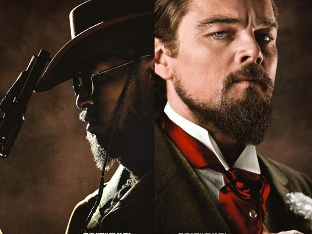 A poster of Tarantino's Django Unchained.