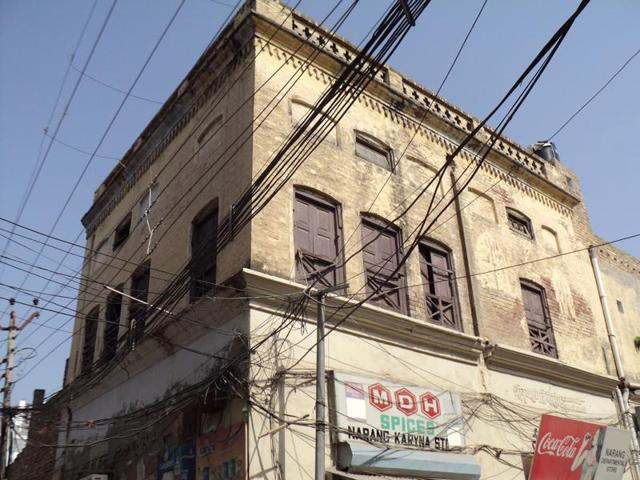Hideout of martyr Bhagat Singh and other martyrs in Ferozepur city.