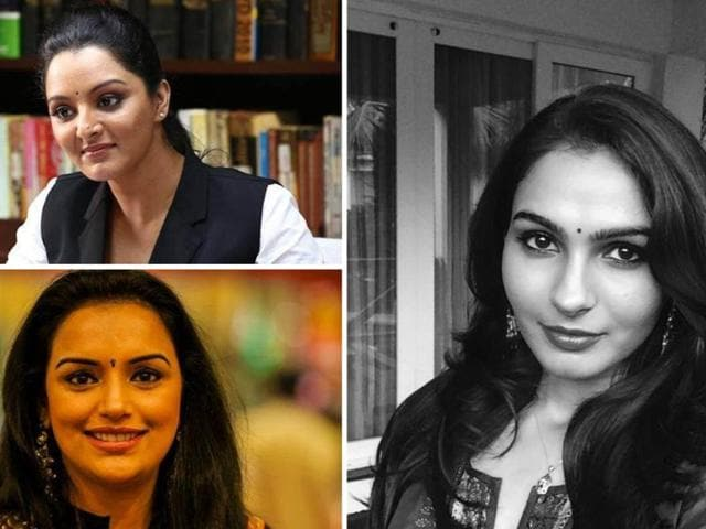(Clockwise) Leading actors Swetha Menon, Manju Warrier and Andrea Jeremiah saw varying degrees of success in 2015.