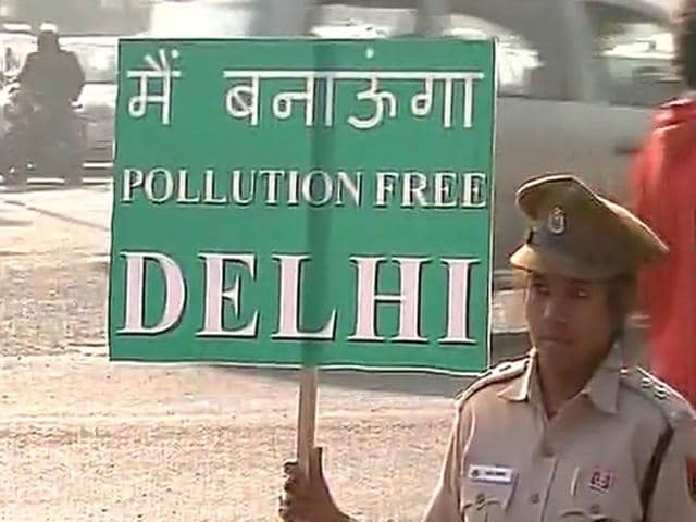 The Delhi Government  on Thursday conducted a two-hour coordination trial run ahead of the Odd-Even formula  implementation from January 1