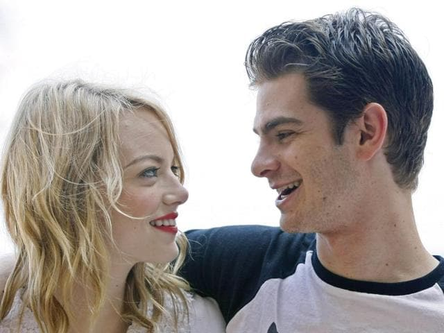 Adorable couple Emma Stone and Andrew Garfield are said to have broken up.