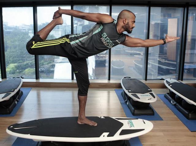 Find your fit: Kickstart 2016 with these innovative fitness routines