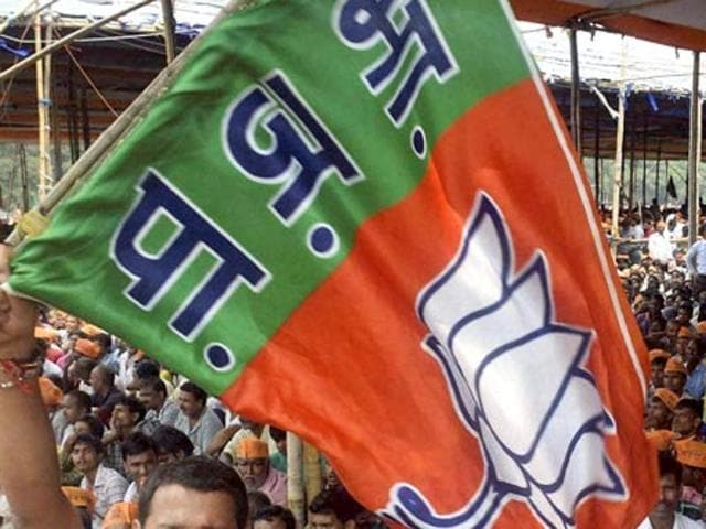 A consensus candidate would most likely be elected as the Bharatiya Janata Party's next state president.