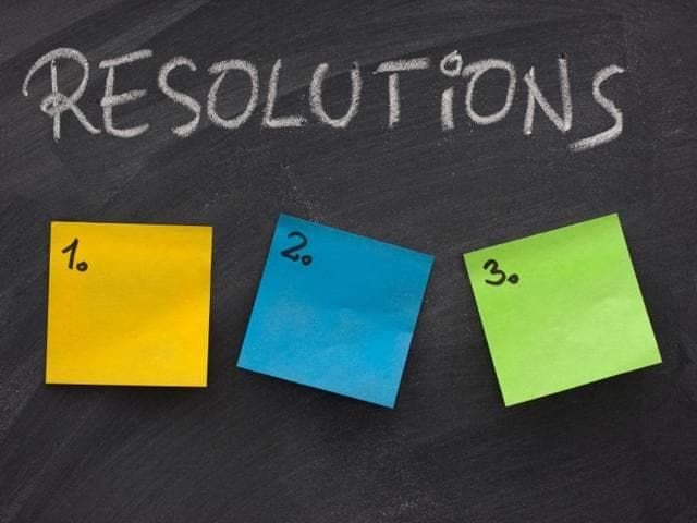 Resolutions are like bubble-wrap. We start popping them with resolute fervour and then just give up