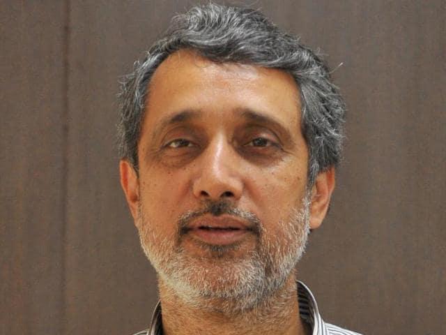 Chandigarh House Board Chairman Maninder Singh(HT FILE PHOTO)