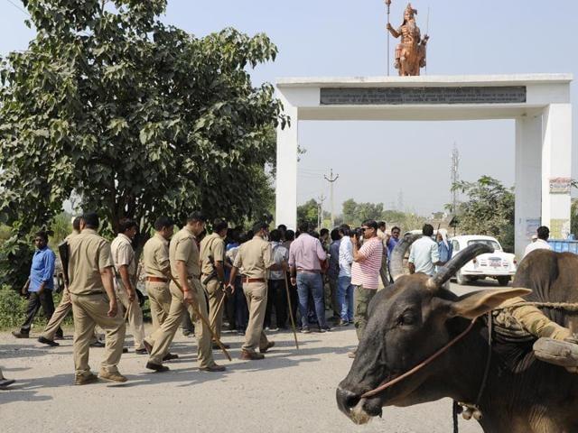 Dadri lynching,Mohammad Ikhlaq,Mathura forensic lab
