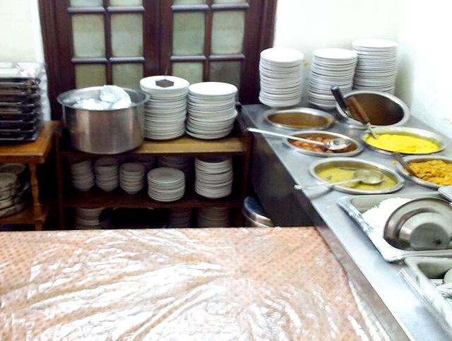 Top sources told HT that earlier the panel had submitted a proposal to hike prices of only a few items. But Lok Sabha Speaker Sumitra Mahajan turned it down as she wanted a wholesale revision.(HT Photo)