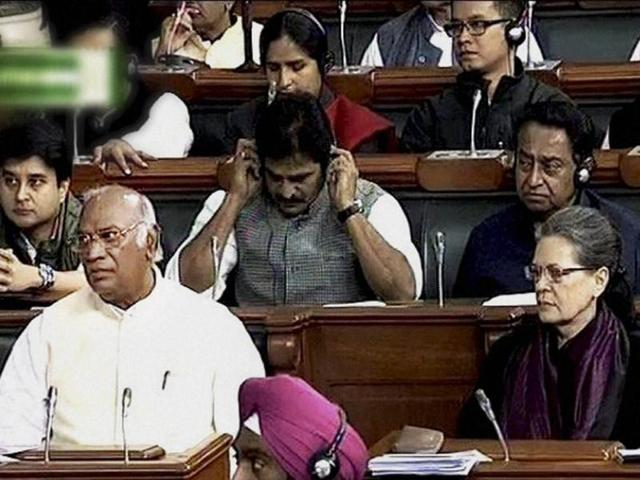 Congress has been trying to play its active role as an Opposition as it says the non-functioning Parliament is the result of attempts by the NDAgovernment to undermine democratic institutions