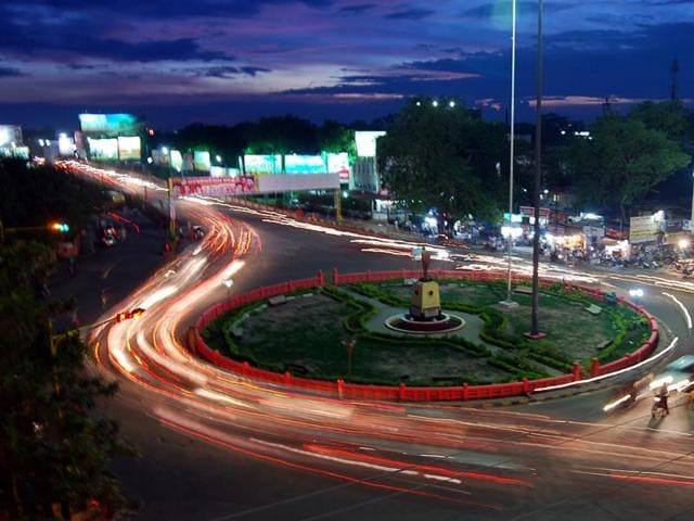 Smart City,Indore,Madhya Pradesh