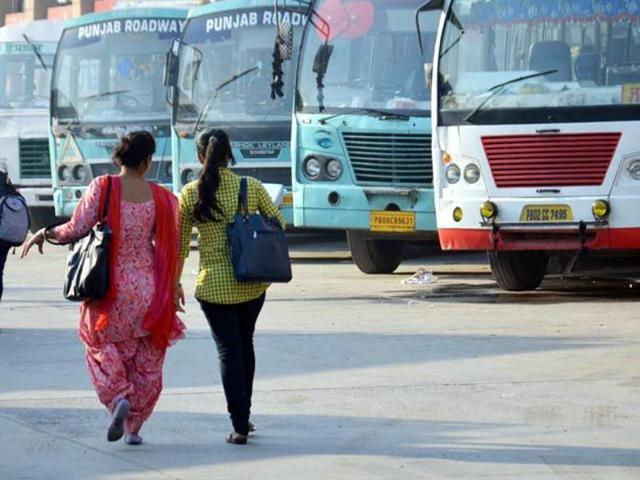 Haryana,Special buses for girl students,Women's safety