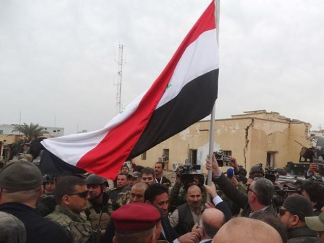 Retake of Ramadi,Iraqi forces,Islamic State