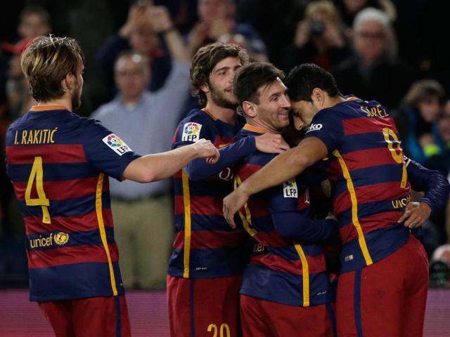 La Liga,Barcelona,Real Madrid