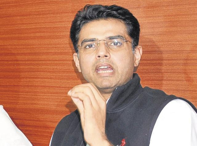 Sachin Pilot said the state government's insensitivity added to the farmers' woes and more than 60 farmers committed suicide in Rajasthan this year.