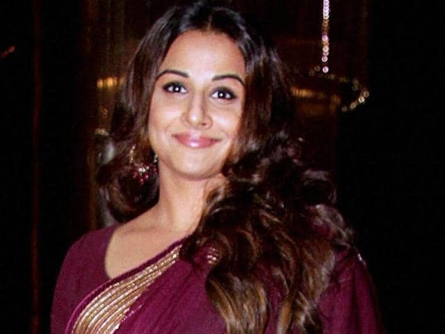 Vidya Balan was going on a holiday trip with her husband Siddharth Roy Kapur when she suffered from a shooting back pain. She had to be deplaned and taken to a clinic at the Mumbai airport. In this file photo from November 29, Vidya is spotted during the shoot of TE3E, in Kolkata.