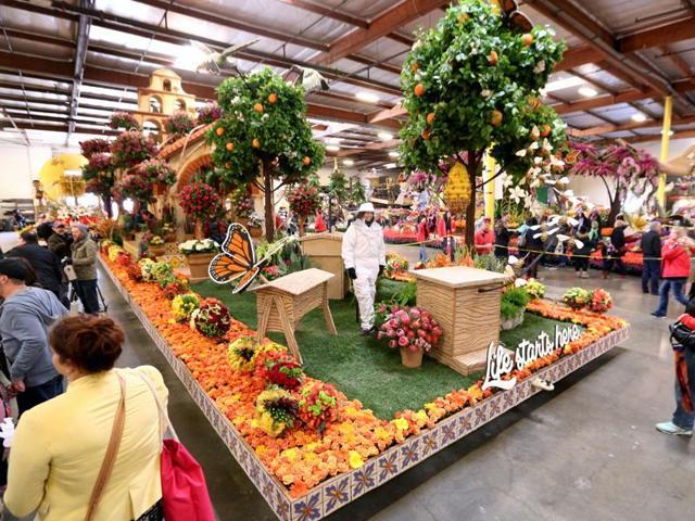 Sikh,California,Rose Parade
