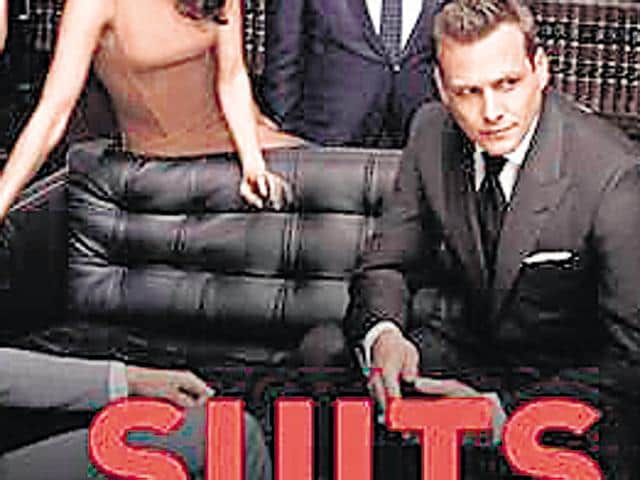 Harvey Spector will be back in 2016 with season five of Suits.