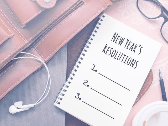 Why do we find it so hard to stick to our new year's resolutions? Maybe because we forget to keep the following things in mind: