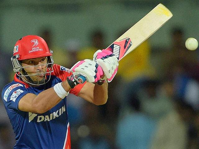 Bought for a whopping Rs 16 crore, Yuvraj Singh managed just 248 runs from 14 matches.