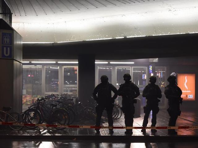 Islamic State,Munich terror alert,New Year's Eve