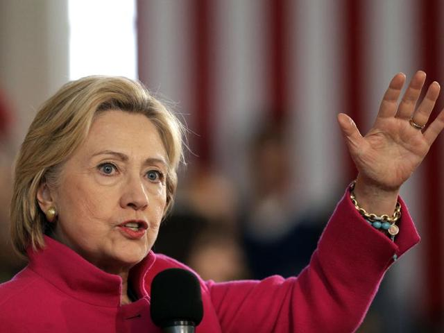Hillary Clinton has said she didn't send or receive information that was classified at the time via her personal email account