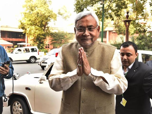 Nitish Kumar's son Nishant has cash and movable/immovable properties worth over rupees two crore, making him over three times richer than his father.