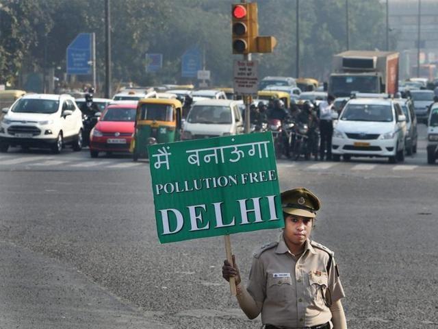 Delhi odd-even plan