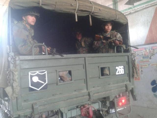 Pathankot attack,Air Force base,Terrorist attack