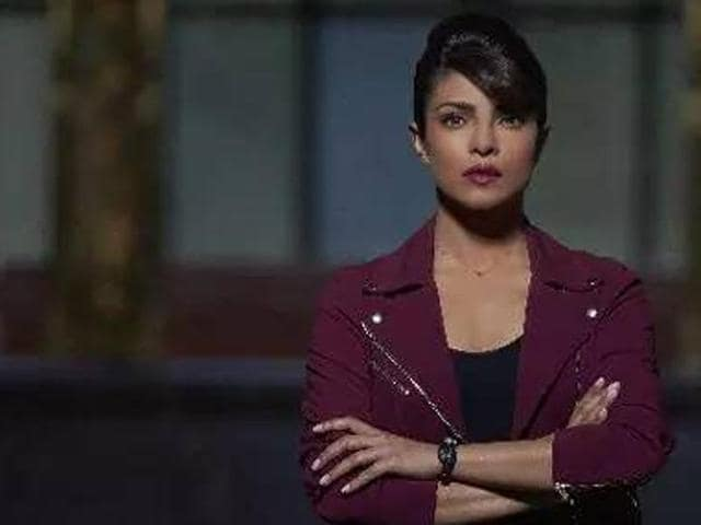 Priyanka Chopra's acting career is going great guns with her maiden TV show getting an extension and her act as Kashibai is just-released Bajirao Mastani has come in for much praise.
