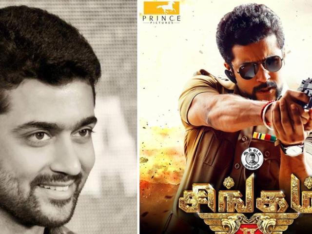 Shooting for Suriya's Singam 3 to begin from next week