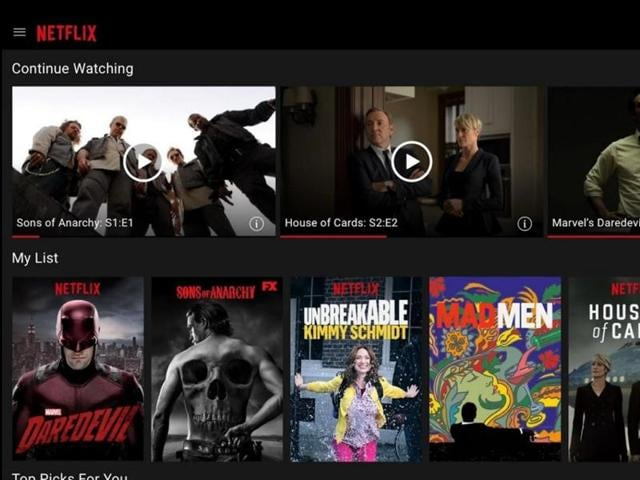 Apple Music costs just Rs 120 — a fifth of the US price. It is possible that Netflix will follow the same strategy, to get more subscribers on launch date.