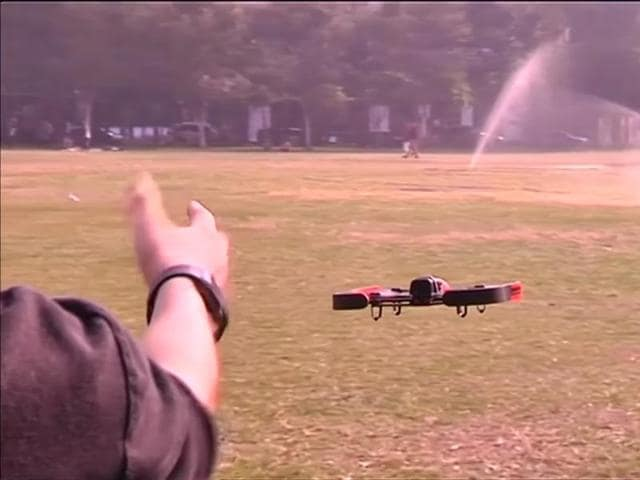 Apple Watch,Drones,The Force