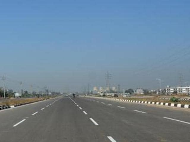 The Centre gave its nod to the Rs 5000-crore project to build a four-lane ring-road.