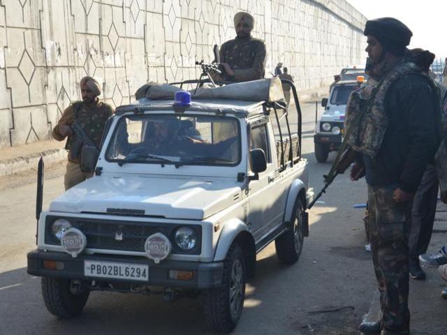 Pathankot terror attacks,Gurdaspur,Punjab