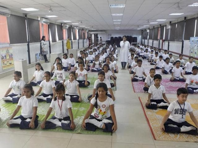With the plan, the UGC is hoping to cash in on Prime Minister Narendra Modi's push for yoga and its growing popularity across the world.