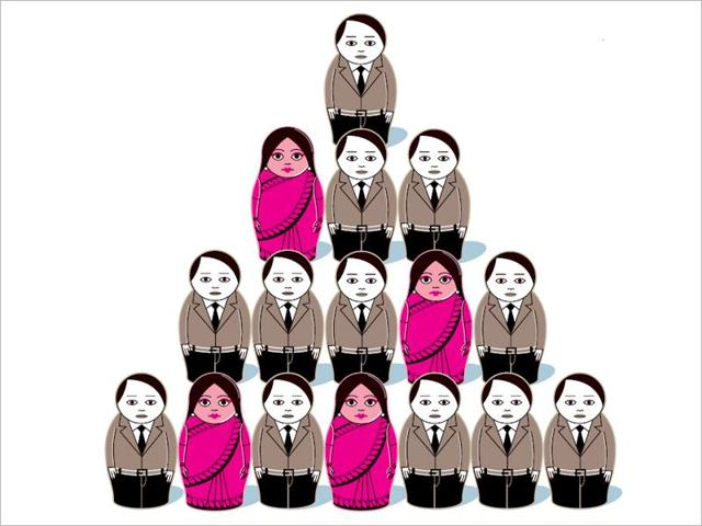As the UN challenges gender disparity within its ranks by seeking possible women candidates for the post of secretary general, a position traditionally held by men, a look at the changing role of women  in some professions in India.