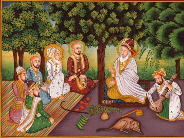 There is a social/political Kabir, the poet as a critic of orthodoxy and priestly domination. But there is also a spiritual/mystical Kabir.