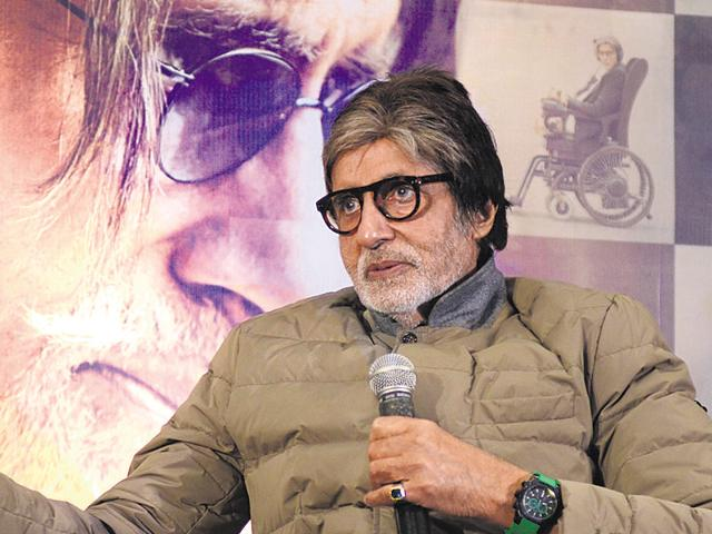 Amitabh Bachchan is gearing for his next starring Farhan Akhtar and Aditi Roa Hydari. He is currently shooting for his next, TE3N in Kolkata.