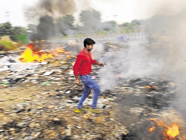 pollution,Noida authority,Uttar Pradesh