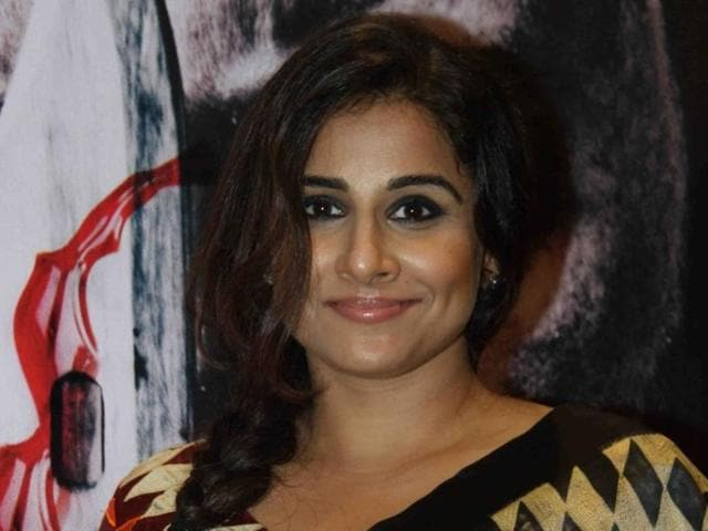 Vidya Balan was hospitalised on New Year's Eve fearing kidney stones, but was discharged the next day.