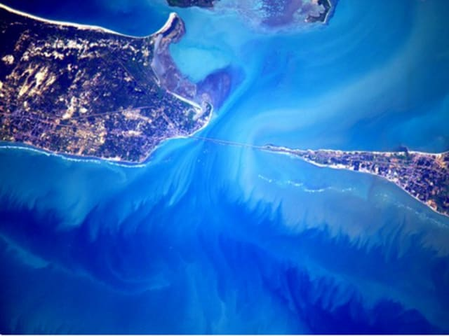 scott kelly,south India,south india from space