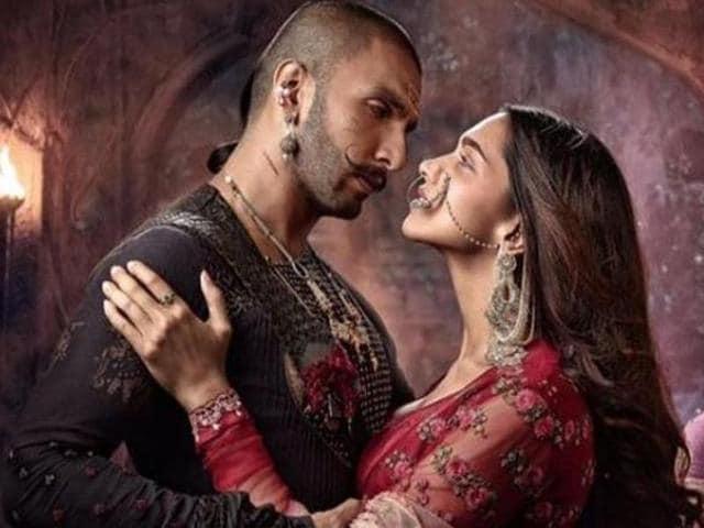 In Bajirao Mastani, Deepika plays Mastani, Bajirao Peshwa I's second wife. (Eros International)
