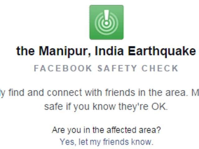Facebook,sadety check,Mark Zuckerberg