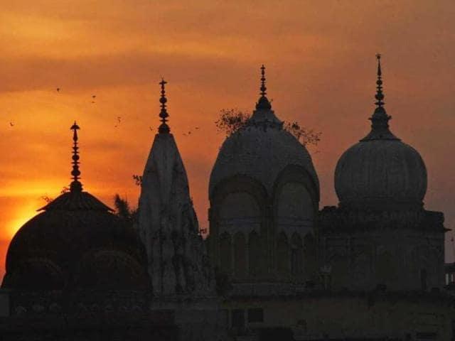 Babri masjid demolition