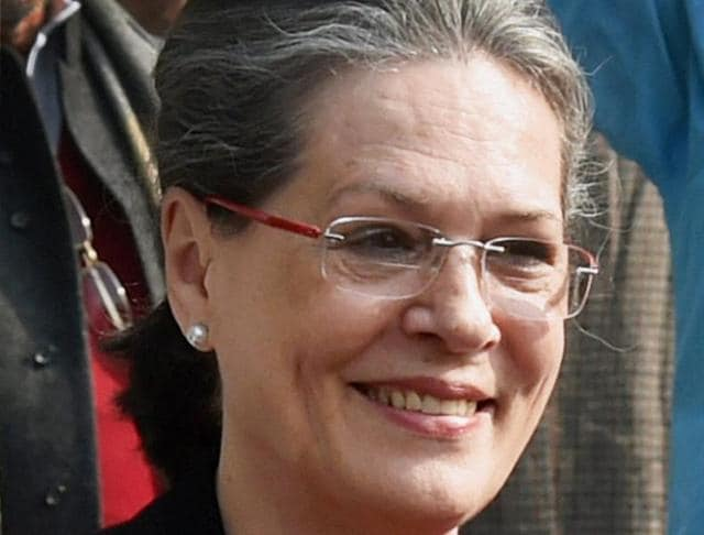 Party sources said Sonia, who is putting up at a bungalow of Bijendra Singh whose son Jitendra Singh was a minister in the UPA government — is likely to return to New Delhi on Tuesday.