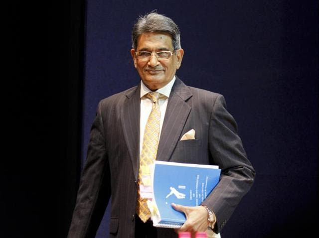 Justice RM Lodha said bringing the BCCIunder the RTIact should be considered.