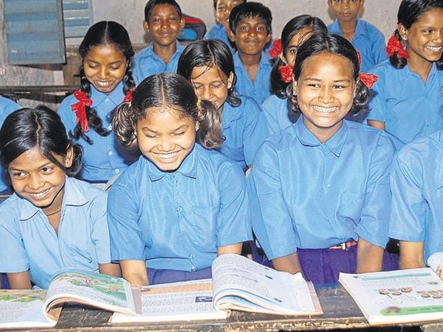 Jharkhand news,girl education,scholl dropout
